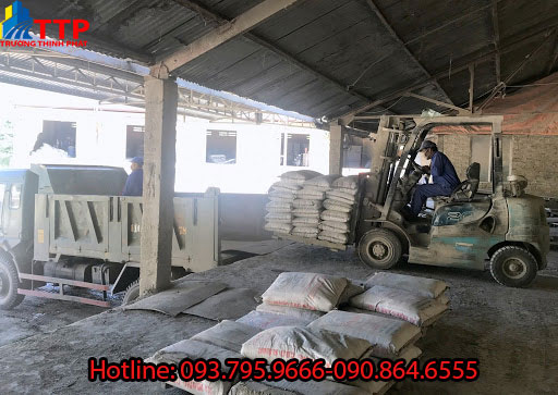 Cement prices in Binh Phuoc province are provided by Truong Thinh Phat Company
