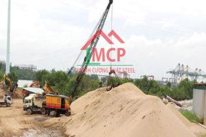 Cát xây dựng tiếng anh là gì?  Báo giá cát xây dựng năm 2020
