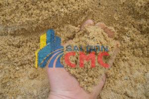 Cát xây dựng là dòng cát tự nhiên sử dụng phổ biến trong nhiều công trình xây dựng