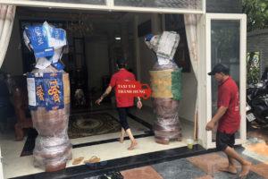 Sài Gòn Thành Hưng chuyên taxi tải quận Gò Vấp