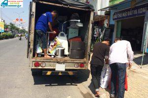 Bốc xếp hàng hóa quận Tân Phú – Gọi là có mặt, hoạt động 24/7