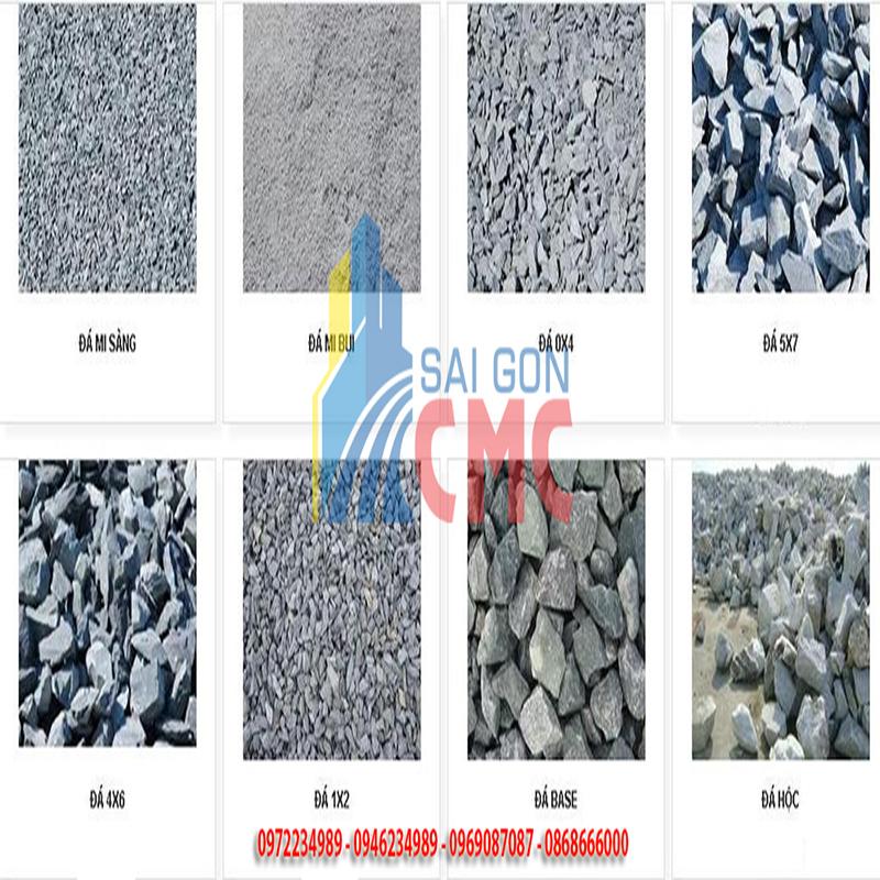Giá đá xây dựng - Xem ngay bảng giá