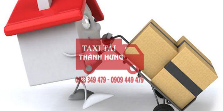 Dịch vụ taxi tải quận 7 phù hợp nhu cầu chuyển đồ gấp
