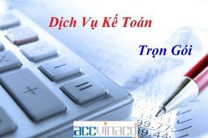 ACC Việt Nam cung cấp dịch vụ kế toán trọn gói chuyên nghiệp nhất
