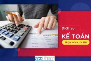 Dịch vụ kế toán thuế giá rẻtại ACC Việt Nam