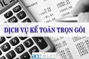 Dịch vụ kế toán thuế giá rẻ tại TPHCM đầu năm 2021