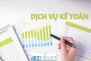 Tổng hợp dịch vụ kế toán trọn gói của ACC Việt Nam