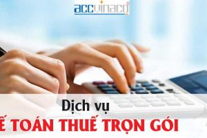 Dịch vụ kế toán uy tín tại Quận Tân Phú năm 2021