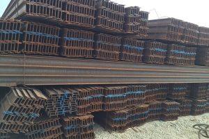 Thép I 120x6m CHINA