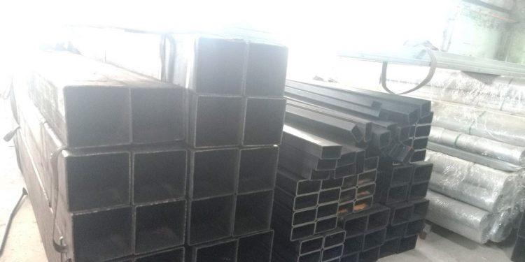 Thép hộp đen 400×400 xây dựng